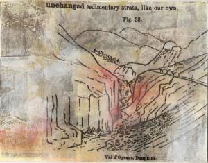 UnchangedSedimentaryStrata